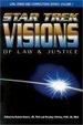 Cover of Star Trek Visions of Law and Justice