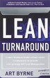 Cover of Lean Turnaround