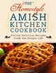 Cover of The Homestyle Amish Kitchen Cookbook