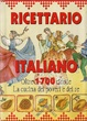 Cover of Ricettario italiano