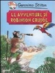 Cover of Le avventure di Robinson Crusoe