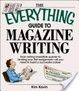 Cover of The Everything Guide to Magazine Writing
