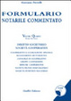 Cover of Formulario notarile commentato