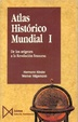 Cover of Atlas Histórico Mundial (I)