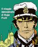 Cover of Il viaggio immaginario di Hugo Pratt