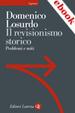 Cover of Il revisionismo storico