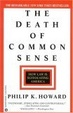 Cover of The Death of Common Sense