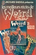 Cover of Les meilleurs récits de Weird Tales