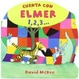 Cover of Cuenta con Elmer 1,2,3...