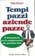Cover of Tempi pazzi, aziende pazze