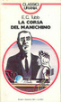 Cover of La corsa del manichino