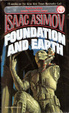Cover of Foundation and Earth