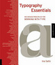 Cover of Typography Essentials