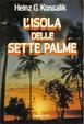Cover of L'isola delle sette palme