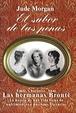 Cover of El sabor de las penas