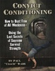 Cover of Convict Conditioning