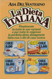 Cover of La dieta Italiana