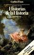 Cover of Historias de la historia