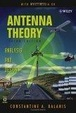 Cover of Antenna Theory