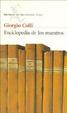 Cover of Enciclopedia de los maestros