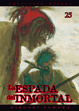 Cover of La espada del inmortal, nº 25