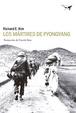 Cover of Los mártires de Pyongyang