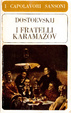 Cover of I fratelli Karamazov