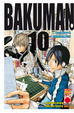 Cover of Bakuman vol. 10