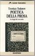 Cover of Poetica della prosa