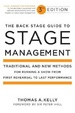 Cover of The back stage guide to stage management