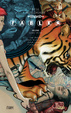 Cover of Fables deluxe vol.1
