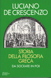 Cover of Storia della filosofia greca vol.2