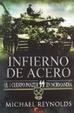 Cover of Infierno de Acero: El I cuerpo panzer SS en Normandía