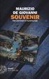 Cover of Souvenir per i bastardi di Pizzofalcone