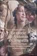 Cover of Le storie di Antonio e Cleopatra