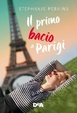 Cover of Il primo bacio a Parigi