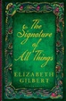 Cover of The Signature of All Things