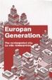 Cover of Europan generation