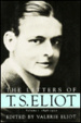Cover of Letters of T.S. Eliot