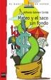 Cover of Mateo y el saco sin fondo