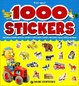 Cover of 1000 Stickers