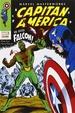 Cover of Marvel Masterworks: Capitan America vol. 4