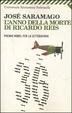 Cover of L'anno della morte di Ricardo Reis
