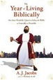 Cover of The Year of Living Biblically