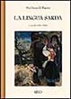 Cover of La lingua Sarda