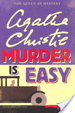 Cover of Murder Is Easy