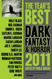 Cover of The Year's Best Dark Fantasy and Horror