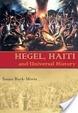 Cover of Hegel, Haiti, and Universal History