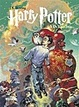Cover of Harry Potter och de vises sten