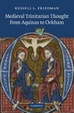 Cover of Medieval Trinitarian Thought from Aquinas to Ockham
